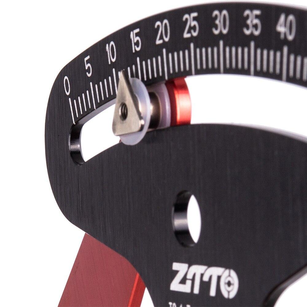 ZTTO велосипедный спиц Натяжное колесо измерителя спиц Checker надежный индикатор точный TM-1 велосипедный ремонт измерительный инструмент