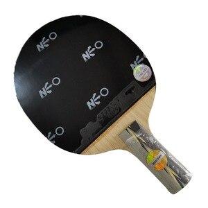 Image 5 - Pro Combo Schläger DHS POWER. G7 PG7 PG.7 PG 7 mit NEO TG2 und NEO Hurricane3 2015 Fabrik Direkt Verkauf
