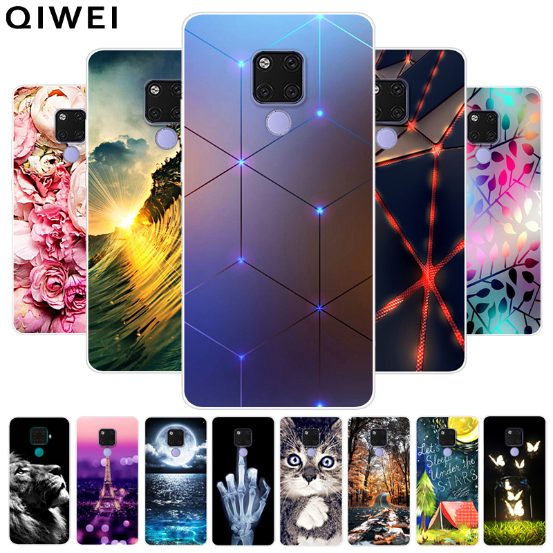 For Ulefone Power 6 Case Power6 Cartoon Soft TPU Silicone Back Cover For Ulefone Note 7P Note7P 7 P NOTE7 Phone Cases Coque capa(China)