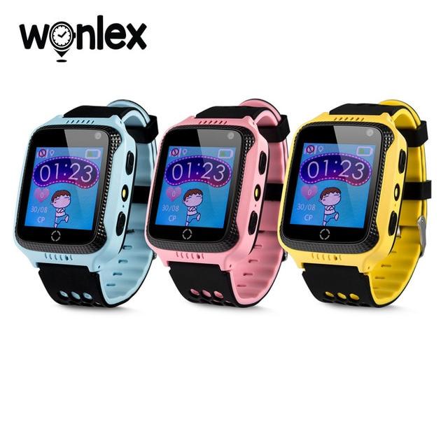 Детские смарт-часы Wonlex GW500S 1