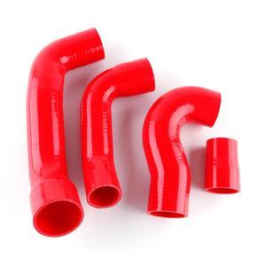 Image 1 - Para fiat punto 1.4 gt alta temperatura de pressão do desempenho do carro silicone turbo boost mangueira kit