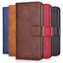 Magnetic Flip Leather Wallet Case for Xiaomi Redmi Note 8pro 8 8T 7 7S 7Pro 6 Pro 5 Global 4 4X 2 3 Pro 5A Prime Case Back Cover(China)