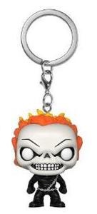 Marvel Ghost Rider brelok rysunek kolekcja zabawek lalka model Toy