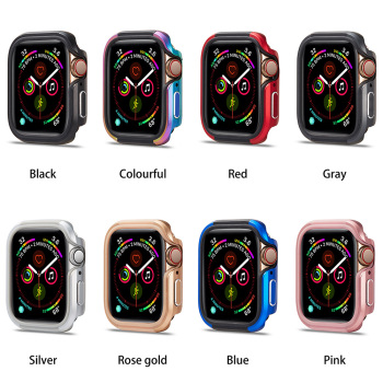 Luxury Metal Case for Apple Watch 6
