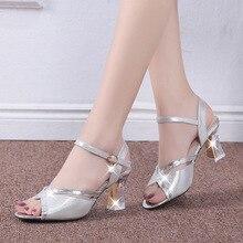 2020Women Sandals 2020 Summer Shoes Woman Dress Shoes Bling