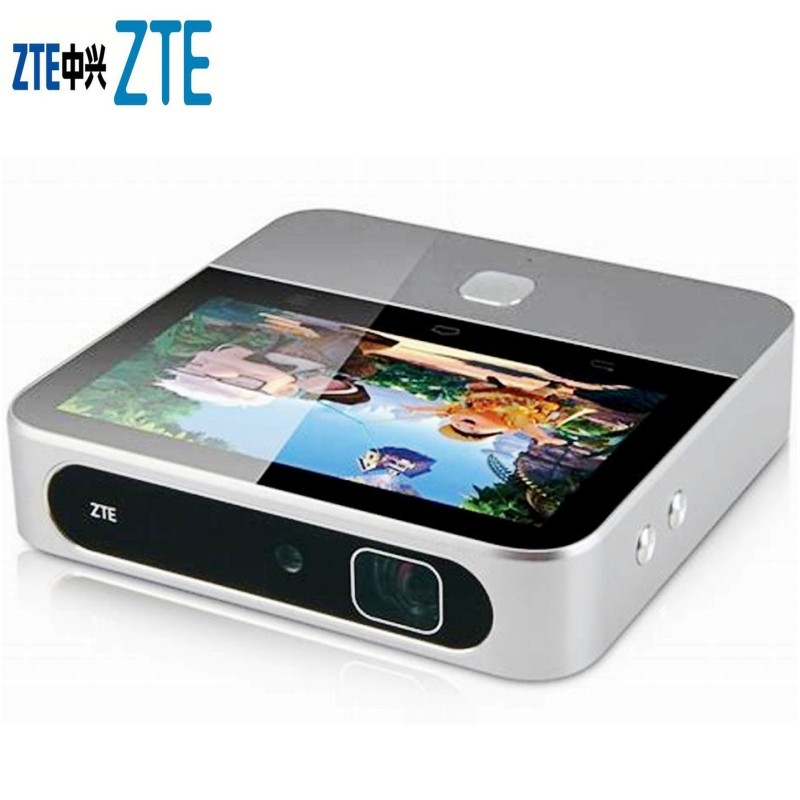 100sets ZTE Spro 2 Smart Android Mini Projector And Hotspot
