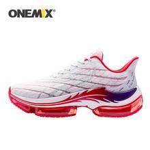 ONEMIX 2021 Neue Ankunft Laufschuhe für Männer Fitness Sportlich Atmungsaktive Paar Gym Trainer Schuhe Zu Fuß Turnschuhe für Frauen