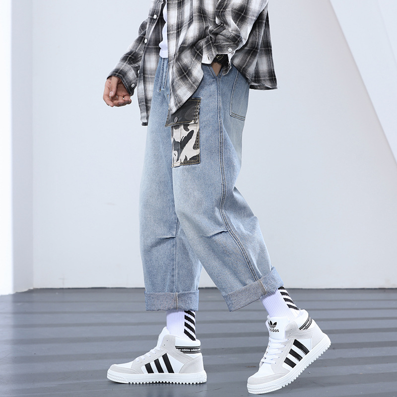 2019 Spring New Products Denim (Ankle-length Pants)