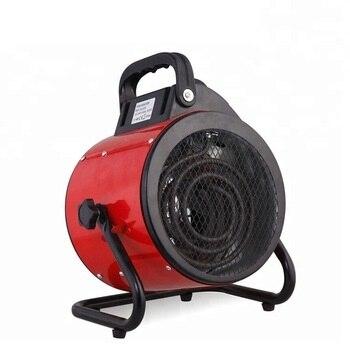 AC220-240V 2 кВт портативный вентилятор обогреватель промышленные электрические обогреватели бытовой термостат промышленные Обогреватели теп...