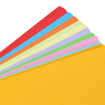 100 sztuk Multisizes kwadratowy papier Origami kolorowe dwustronne papier rzemieślniczy dla domu przedszkole dla dzieci album do scrapbookingu DIY papiery prezenty tanie i dobre opinie CN (pochodzenie) paper Tak ( 50 sztuk) ZZA1598522