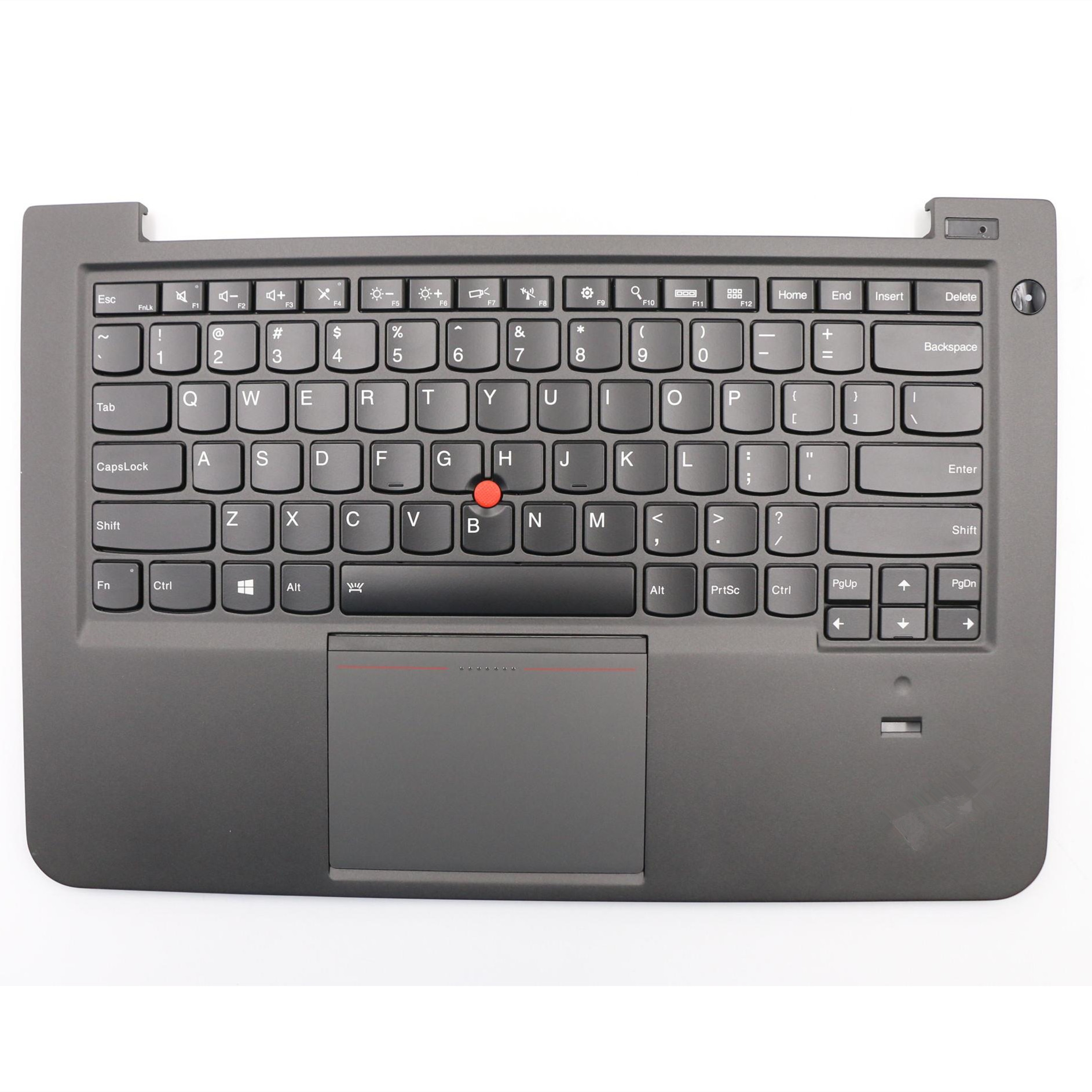 New For Lenovo S3 S431 S440 Palmrest Us Backlit Keyboard With Touchpad 04x0992 Replacement Keyboards Computer Office Aliexpress
