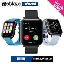 Новый zeblaze gts bluetooth Вызов смарт браслет приема/совершения
