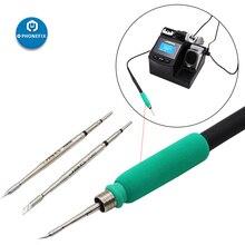 JBC C210-018 советы наконечник паяльника для JBC T210-A T210-NA T210-PA паяльная ручка CD-2SE жало паяльника карандаш