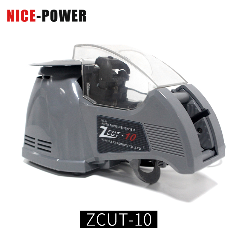 ZCUT-10 Automatic Tape Cutting Machine Carton Packing Machine Cutter Sealing Machine Dispenser Convenient And Efficient Work