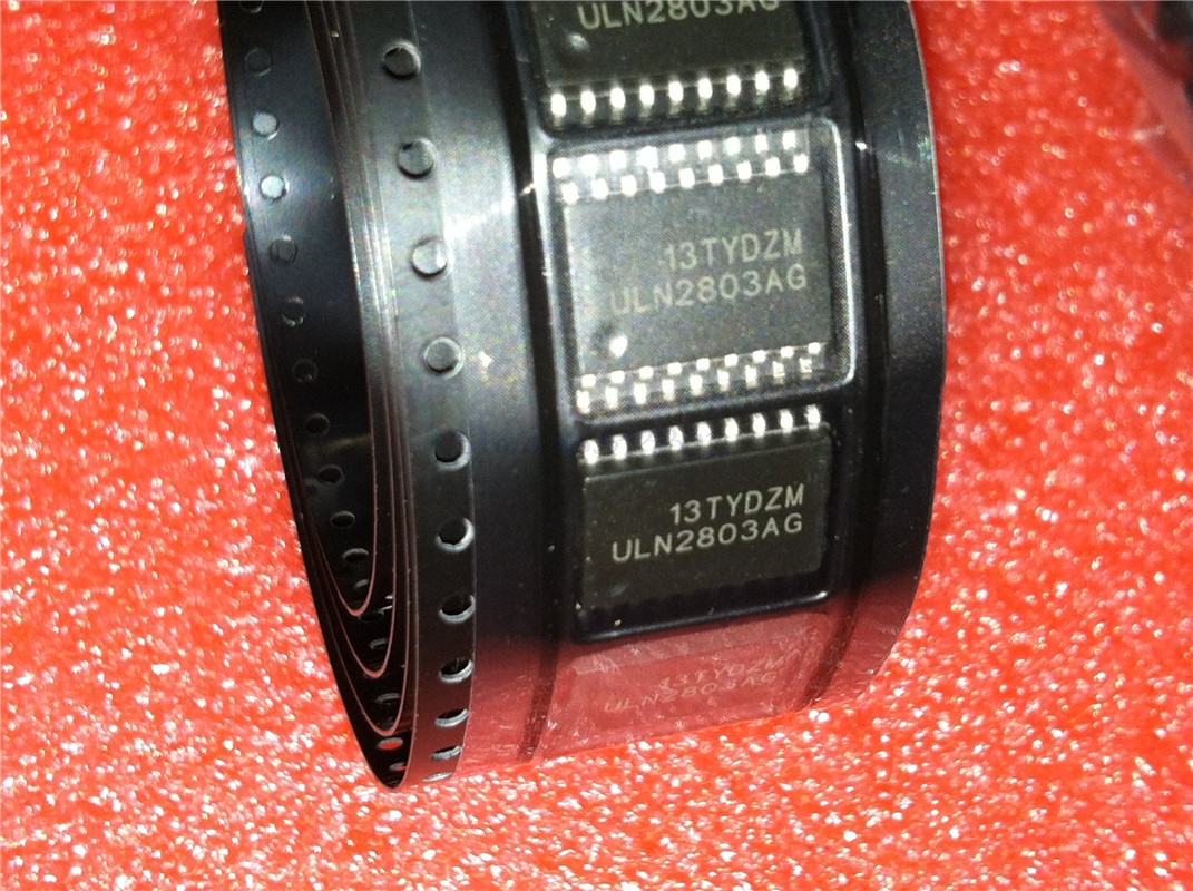 10pcs/lot ULN2803A ULN2803AG ULN2803AGP ULN2803 DIP In Stock