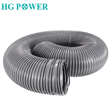 2M Flexible Exhaust Hose Pipe Steel Wire Ducting Telescopic Duct Ventilation for Home Bathroom Fresh Air Ventilator