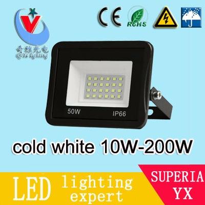220V LED FloodLight 30w 50w 100w 150w 220wReflector LED Flood Light Waterproof IP65 Spotlight Road Outdoor Lighting Street Light