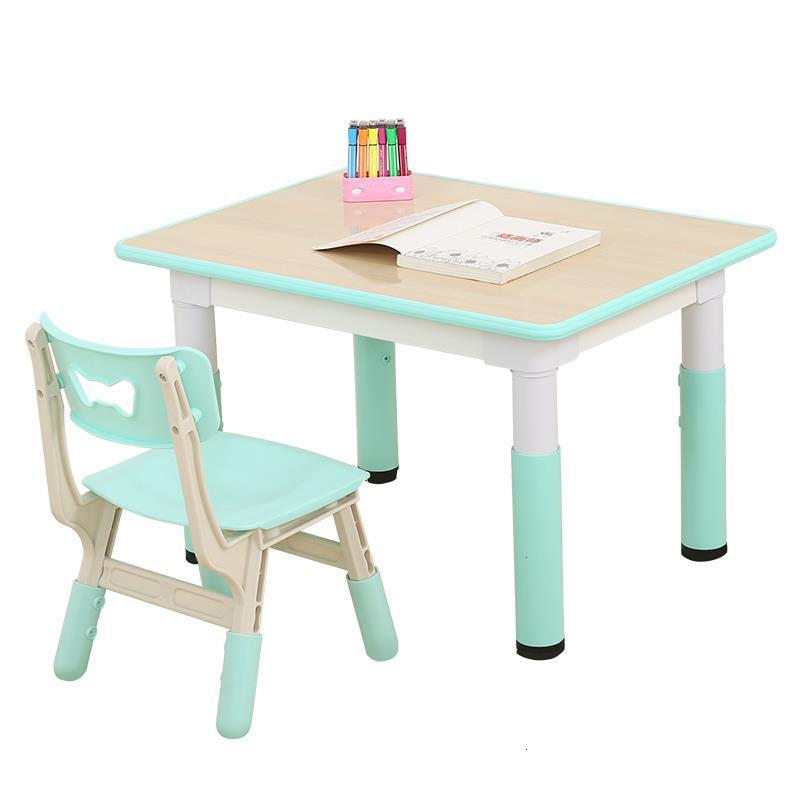 De Estudio Avec Chaise Y Silla Child Children Tavolino Bambini And Chair Kindergarten Study For Enfant Mesa Infantil Kids Table