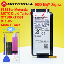 100% New 3550mAh FB55 Battery For Motorola Moto DROID Turbo 2 XT1585 XT1581 XT1580 Moto X Force Phone+Track Code