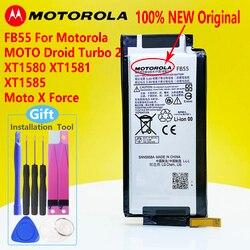 100% New 3550mAh FB55 Battery For Motorola Moto DROID Turbo 2 XT1585 XT1581 XT1580 Moto X Force Phone+Track Code