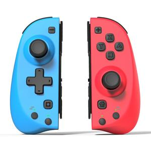 Wireless Custom Switch Joy Pad Controllers L/R Left and Right Remotes Compatible for Nintendo Switch Joy-Con's Replacement