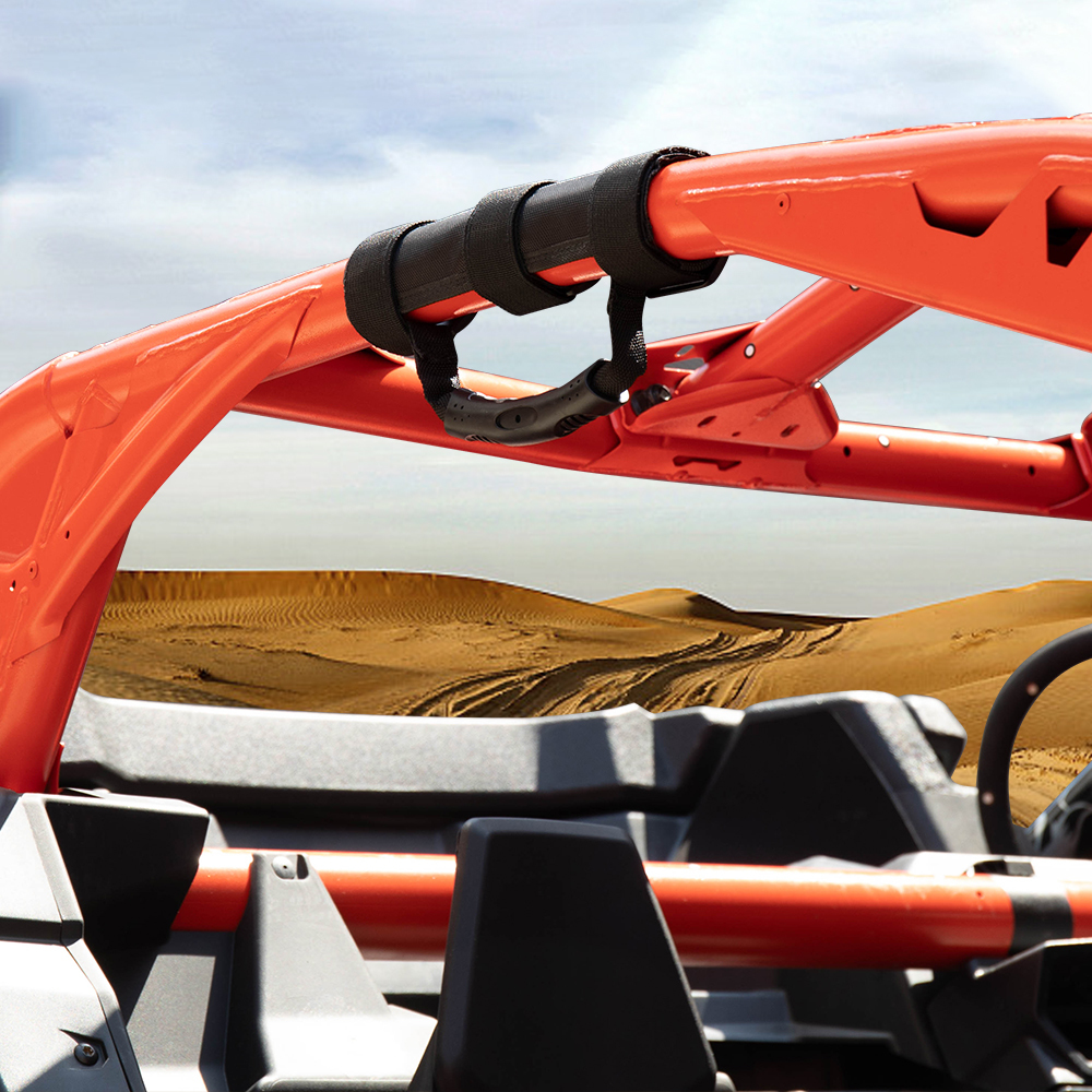 UTV ATV universal Sports Roll Bar Cages Grab Handle Hold For Jeep For Can-am Commander Maverick x3 1000 for Polaris RZR Ranger