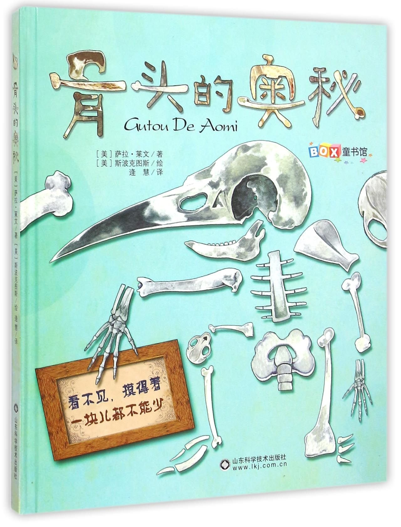 Bone By Bone: Comparing Animal Skeletons (Chinese Edition) By Sara Levine  (Author)