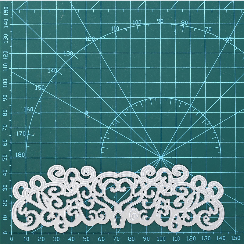 Metal Stencil Album Paper Card Craft Decoration Template Embossing