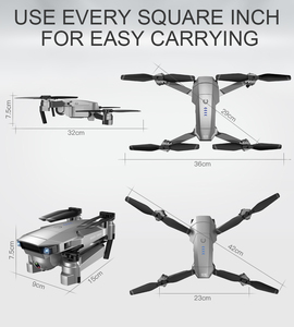 Image 5 - NEW SG907/SG901 GPS Drone with 4K HD Dual Camera Wide Angle 5G WIFI FPV RC Quadcopter Foldable Drones Professional GPS Follow Me