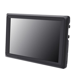 Top Fw279S 7 Inch 4K Hdmi 3G-Sdi 2200Nit Daylight Viewable 1920X1200 On-Camera Field Monitor With Histogram, Focus Assist, Zebra