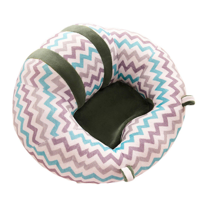 Baby Seats Kids Baby Support Seat Sit Up Soft Chair Cushion Sofa Plush Pillow Bean Bag Comfortable Toddler Nest Puff 12
