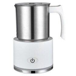 250Ml spieniacz do mleka elektryczny parowiec spieniacz do mleka spieniacze do domowego biura kawiarnie EU Plug w Spieniacze do mleka od AGD na