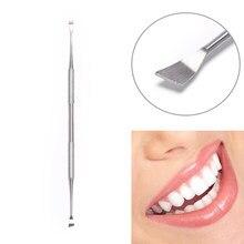 Outil pour éliminer le tartre et la Plaque dentaire, soins de la bouche, 17cm