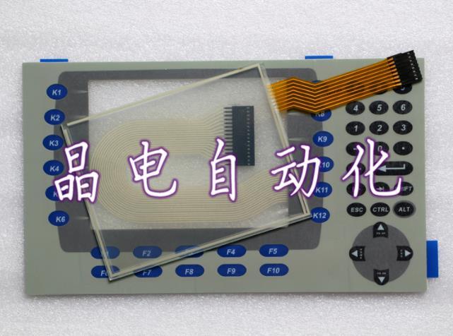 Touch Screen for 700 2711P B7C4D2 2711P B7C4D1 2711P B7C15A1 2711P B7C15A2 2711P B7C15B1 + Membrane Keypad Switch|Remote Controls| |  - title=