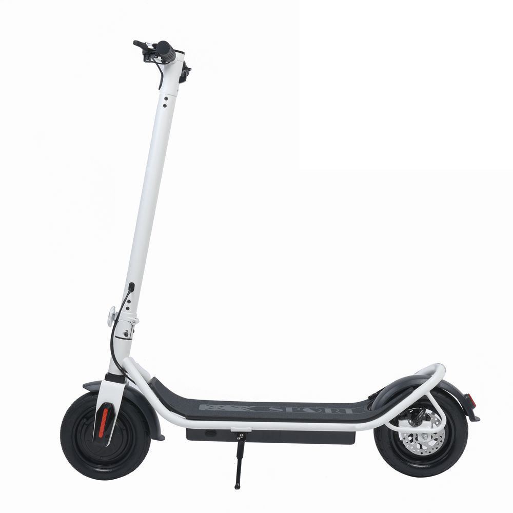 E4-7 Max Speed 25km/h 10inch 36v Two Wheel Electric Scooter,folding Adult Kick Scooter electric skateboard
