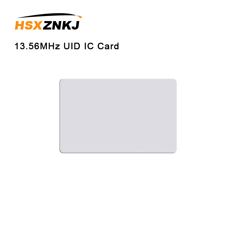 UID IC Card Changeable Smart Keyfobs Clone Card For 1K S50 RFID 13.56MHz Access Control Block Sector Writable