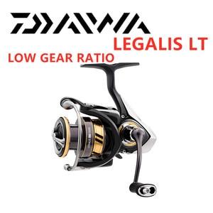 100% original 2018 New Daiwa Legalis LT 1000D 2000D 2500 3000-C 4000D-C 5000D-C 6000D 5BB Spinning Fishing Reel(China)