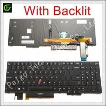Original Hintergrundbeleuchtete Englisch Tastatur für Lenovo thinkpad E580 L580 L590 P52 P72 E590 E585 E595 T590 P53S 01YP680 01YP640 01YP560 UNS