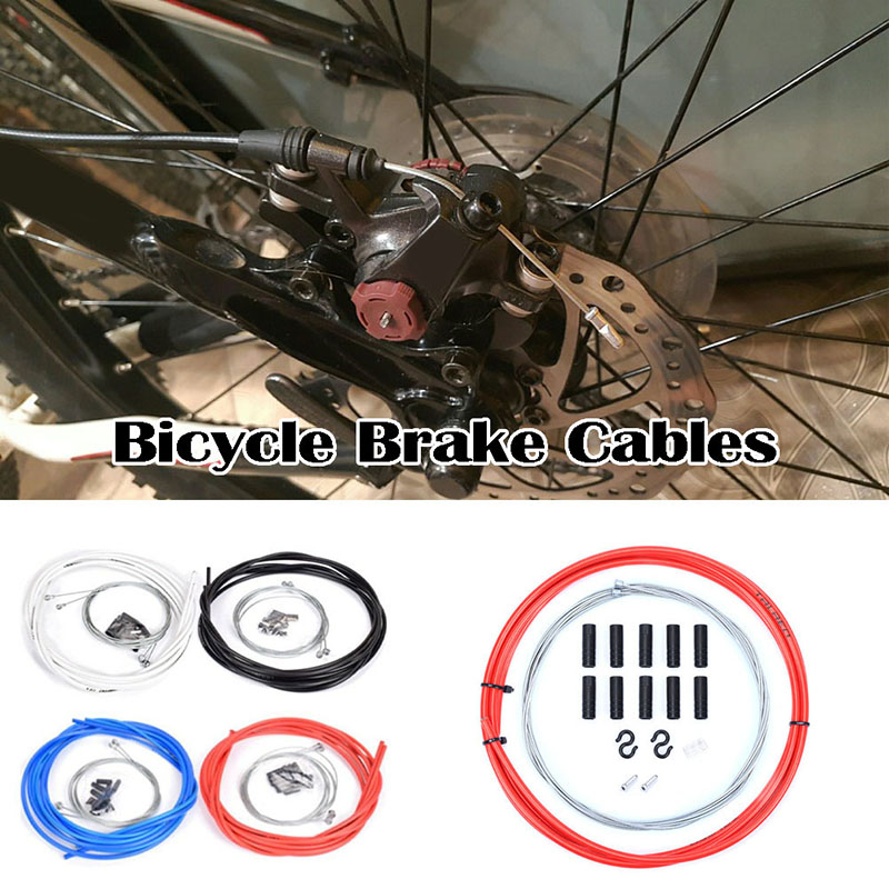 Universal Brake//Shift Gear Cable/&Housing Group Sets For Road Bike Road Bicycle H