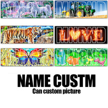 Diamond Embroidery Painting-Name Cross-Stitch-Letter Mosaic Photo Custom Full-Square