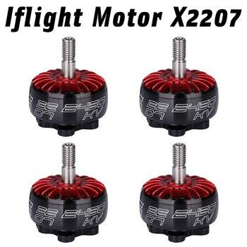 IFlight Xing 2207 1700KV 1800KV 2450KV 2750KV Racing Motor 2-6S FPV NextGen Super Light Engine for Racing Drone DIY