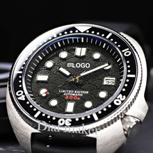 Dial Maker Japanese waves SeikoModified universal dial accessories samurai abalone SKX007/009 small MM