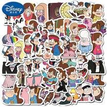 10/50Pcs Cartoon Gravity Falls Stickers Kids Girl Toys Waterproof Skateboard Laptop Guitar Luggage Funny Stationery Cute Sticker