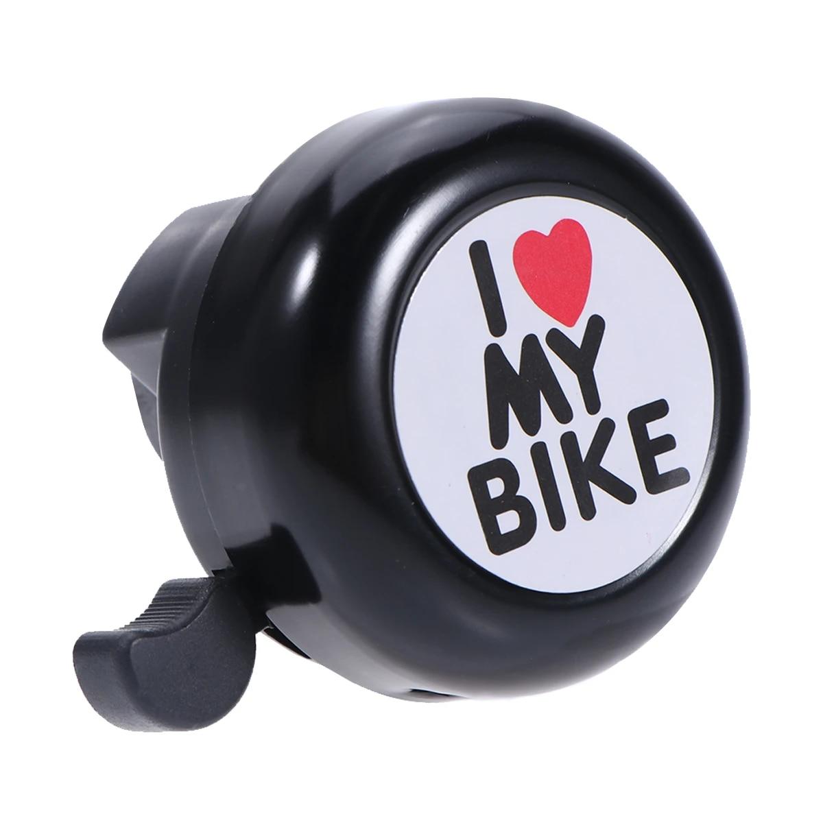 1X Cartoon Bike Bell Ring MTB Bicycle Handlebar Alarm H4T6 Brand Accessory T2T8