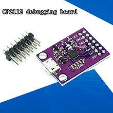 Cp2112 debugar placa usb ao módulo de comunicação i2c