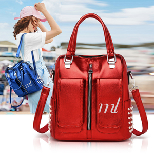 Image 5 - Gykaeo Luxury Handbags Women Bags Designer Candy Colors Tote Bag Ladies Street Fashion Beading Shoulder Bags for Women Handbag