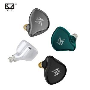 Image 3 - KZ S1 S1D TWS Wireless Bluetooth 5.0 Earphones Touch Control Earphones Dynamic/Hybrid Earbuds Headset ZSX ZSN PRO C12 O5 X1 E10