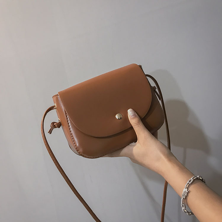 Vintage Shoulder Bag New Simple Fashion Small Women Messenger