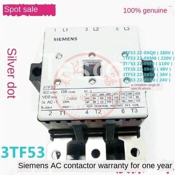 цена на [Original genuine] Siemens 3TF53 22-0X contactor 380V 220V 110V 36V 24V