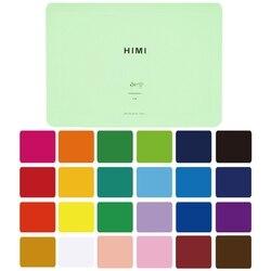Gouache Paint Set 24 Vibrant Colors Non Toxic Paints with Portable Case Palette for Artist Canvas Painting